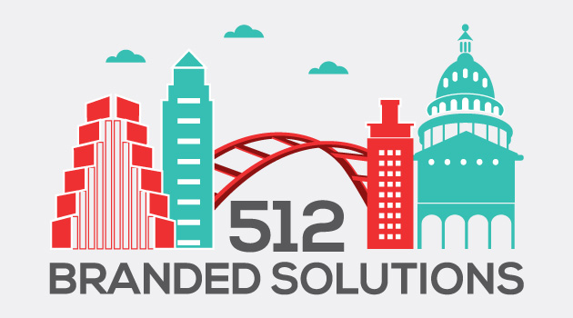 Custom-Designed Logo design for 512 Branded Solutions preview