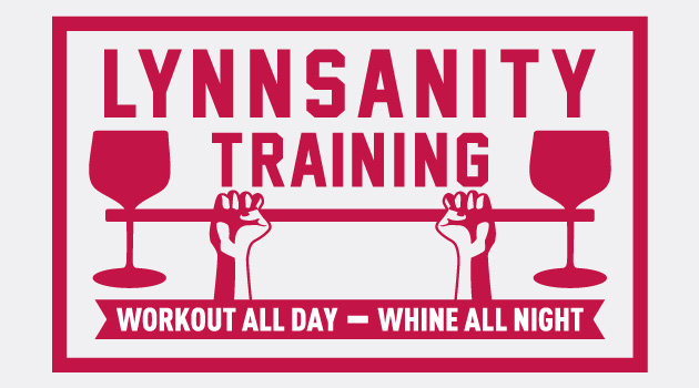 Custom-Designed Logo for Lynnsanity Training preview