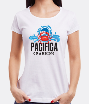 Custom-Designed T-Shirt for Pacifica preview