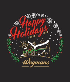 Custom-Designed Logo design for Wegmans preview