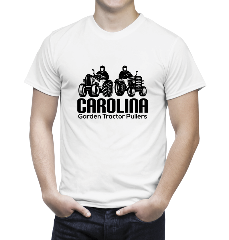 Custom-Designed T-Shirt design for Carolina full size