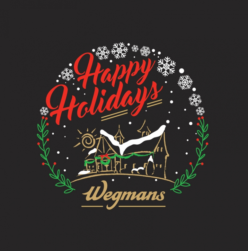 Custom-Designed Logo design for Wegmans full size