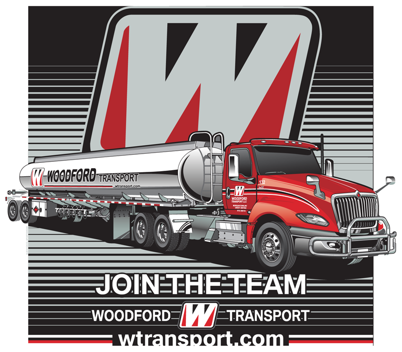 Vector Artwork design for Woodford full size