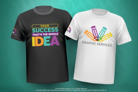 Beautiful T Shirts Showing Creative Designs Going Beyond Just Company Logos