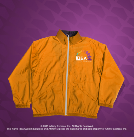 A Branded Jacket is Just One of Several Promotional Product Suggestions Provided