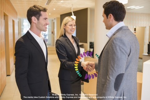 Salespeople Meeting are Great Targets for Promotional Products